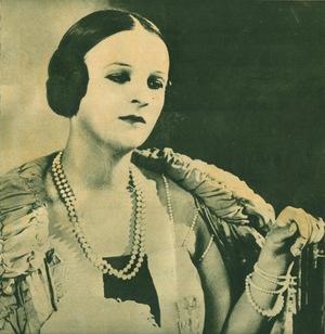 Фільм «La justicière» (1925)