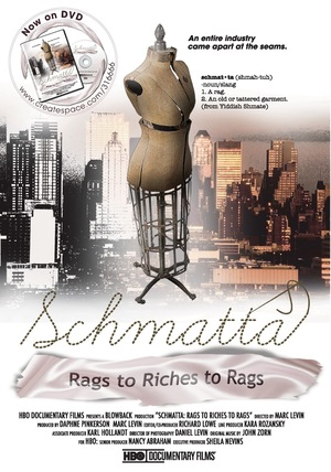 Фільм «Schmatta: Rags to Riches to Rags» (2009)