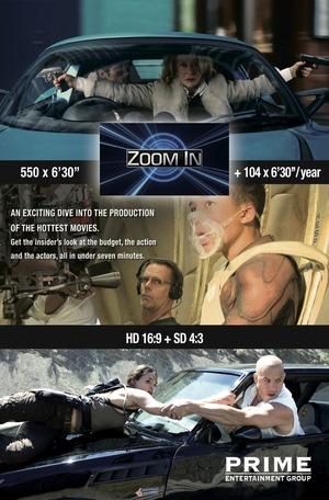 Сериал «Zoom In» (2008 – ...)