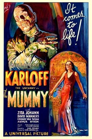 Фільм «Мумія» (1932)