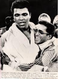 Фильм «Muhammed Ali/Sammy Davis, Jr./Marvin Gaye and Richard Pryor: Celebrity Boxing Match at the Olympic Auditorium» (1978)