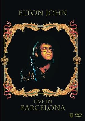 Фильм «Elton John: Live in Barcelona» (1992)