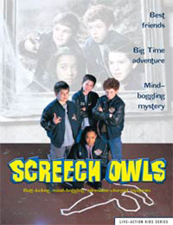Сериал «Screech Owls» (2001 – 2002)