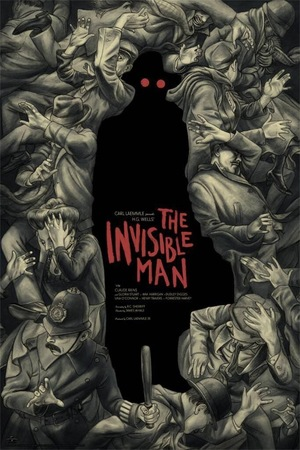Фильм «Человек-невидимка» (1933)