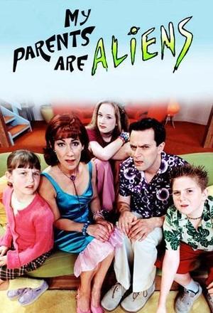 Сериал «Мои родители — пришельцы» (1999 – 2006)