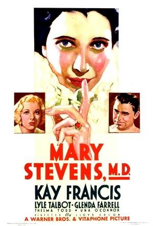 Фильм «Mary Stevens, M.D.» (1933)