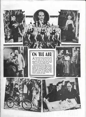 Фильм «On the Air» (1934)