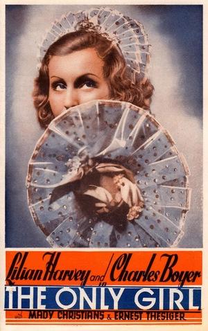 Фильм «Единственная девушка» (1933)