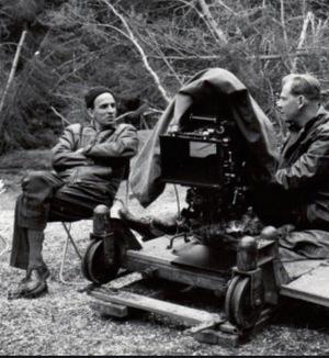 Фільм «Gunnar Oldin möter Ingmar Bergman» (1960)