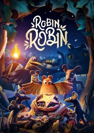 Мультфильм «Робин» (2021)