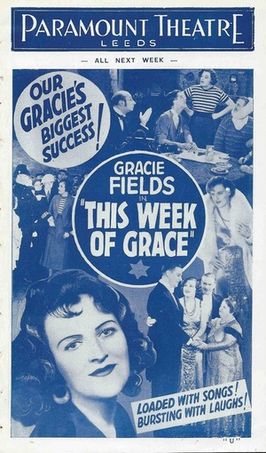 Фильм «This Week of Grace» (1933)