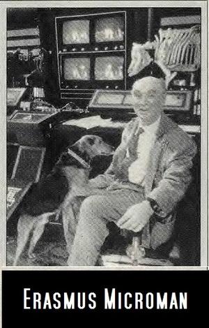 Сериал «Erasmus Microman» (1988 – 1989)