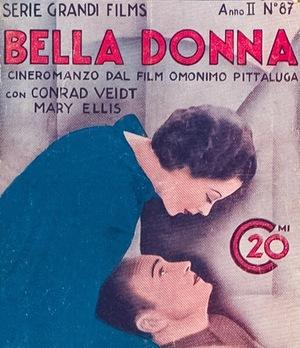 Фильм «Белла Донна» (1934)