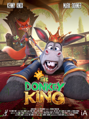 Мультфильм «The Donkey King» (2020)