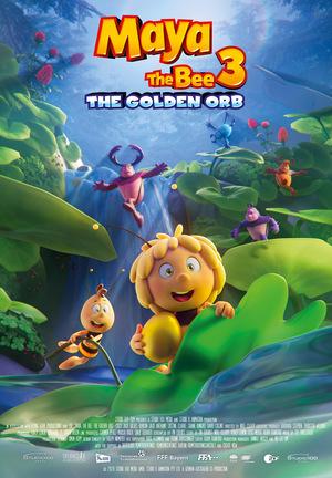 Мультфільм «Бджілка Майя 3. Місія «Золоте яйце»» (2021)