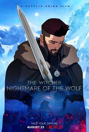 Аниме «Ведьмак: Кошмар волка» (2021)