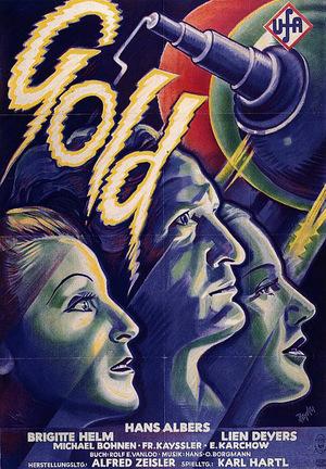 Фільм «Золото» (1934)