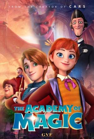 Мультфильм «Академия магии» (2020)