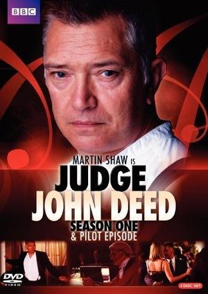 Серіал «Судья Джон Дид» (2001 – 2007)