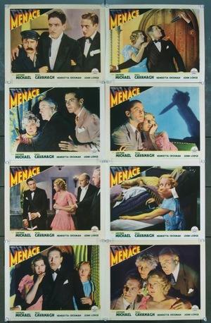 Фільм «Menace» (1934)