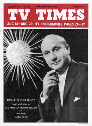 Серіал «Armchair Mystery Theatre» (1960 – ...)
