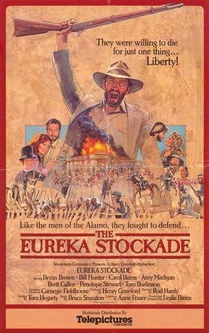 Серіал «Eureka Stockade» (1984)