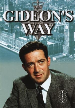 Серіал «Gideon's Way» (1964 – 1965)