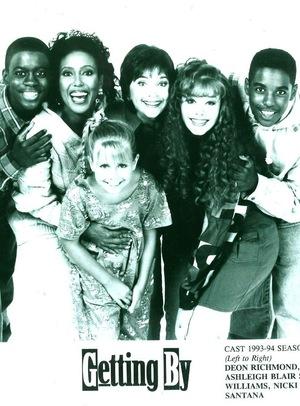 Серіал «Getting By» (1993 – 1994)