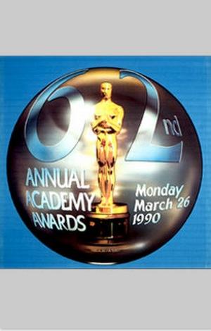 Фільм «62-я церемония вручения премии «Оскар»» (1990)