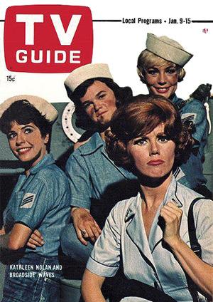 Сериал «Broadside» (1964 – 1965)