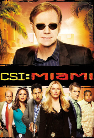 Серіал «CSI: Маямі» (2002 – 2012)