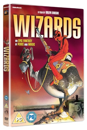 Фильм «Wizards: Ralph Bakshi - The Wizard of Animation» (2004)