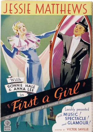 Фильм «First a Girl» (1935)