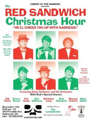 Фільм «The Red Sandwich Christmas Hour» (2007)