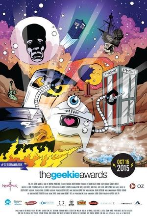 Фильм «The 3rd Annual Geekie Awards» (2015)