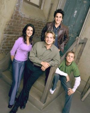 Сериал «The Random Years» (2002)