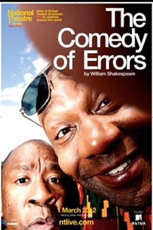 Фильм «National Theatre Live: The Comedy of Errors» (2012)