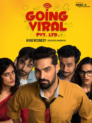 Сериал «Going Viral Pvt. Ltd.» (2017)