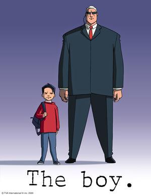 Сериал «The Boy» (2004 – 2005)