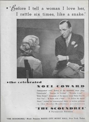 Фильм «Подлец» (1935)