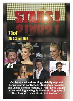 Серіал «Stars!» (2011 – 2014)