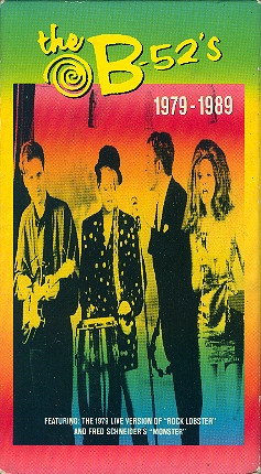 Фильм «The B-52's Time Capsule: Videos for a Future Generation 79-98» (1998)