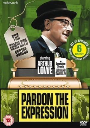 Серіал «Pardon the Expression» (1965 – 1966)