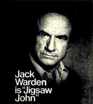 Серіал «Jigsaw John» (1976)