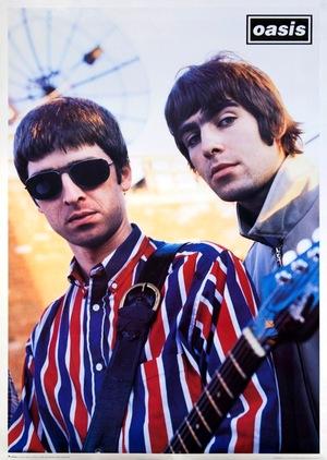 Фильм «Oasis: Live by the Sea» (1995)