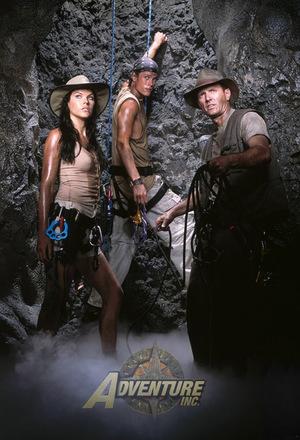 Серіал «Корпорация приключений: В поисках короля Артура» (2002 – 2003)