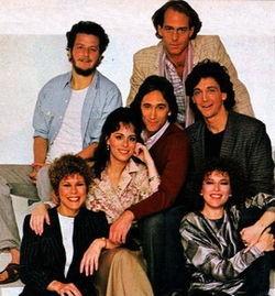 Серіал «Родной город» (1985)