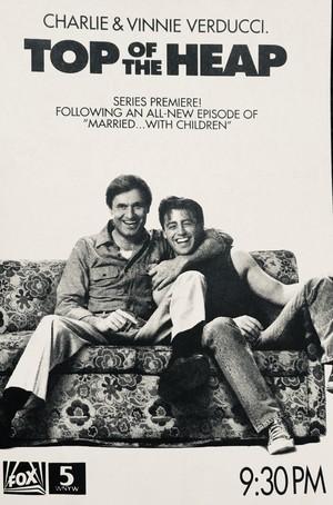 Сериал «Top of the Heap» (1991)
