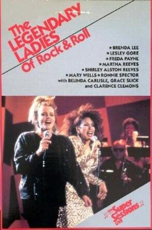 Фильм «Legendary Ladies of Rock & Roll» (1988)