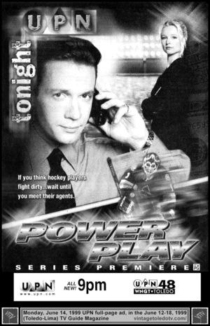 Серіал «Power Play» (1998 – 2000)